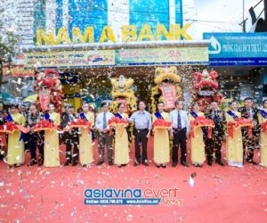 Lễ Khai Trương Nam Á Bank Long Khánh