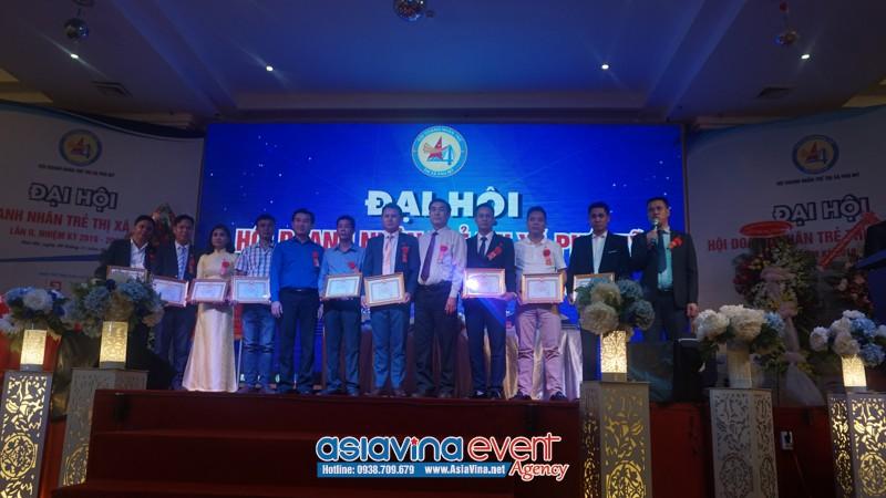 Đại Hội Doanh Nhân Trẻ Thị Xã Phú Mỹ Lần 2, Nhiệm Kỳ 2019 – 2022