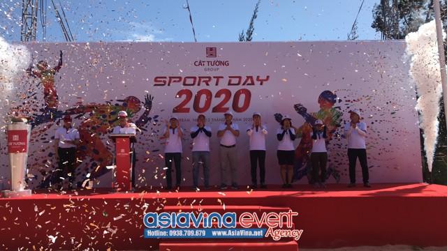 Chương Trình Team Building Sport Day năm 2020